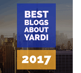 best blogs about yardi 2017