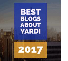 best blogs about yardi 2017