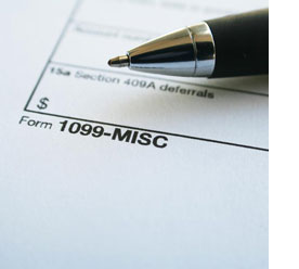 1099s the seven simple steps for filing