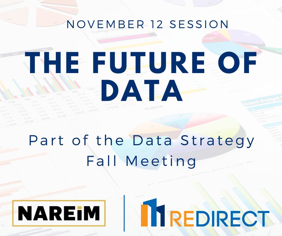 NAREIM Data Strategy