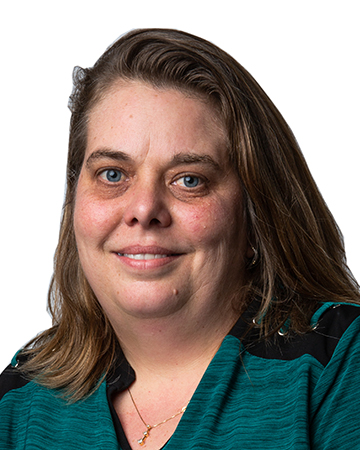 Tina Jacobs's Headshot