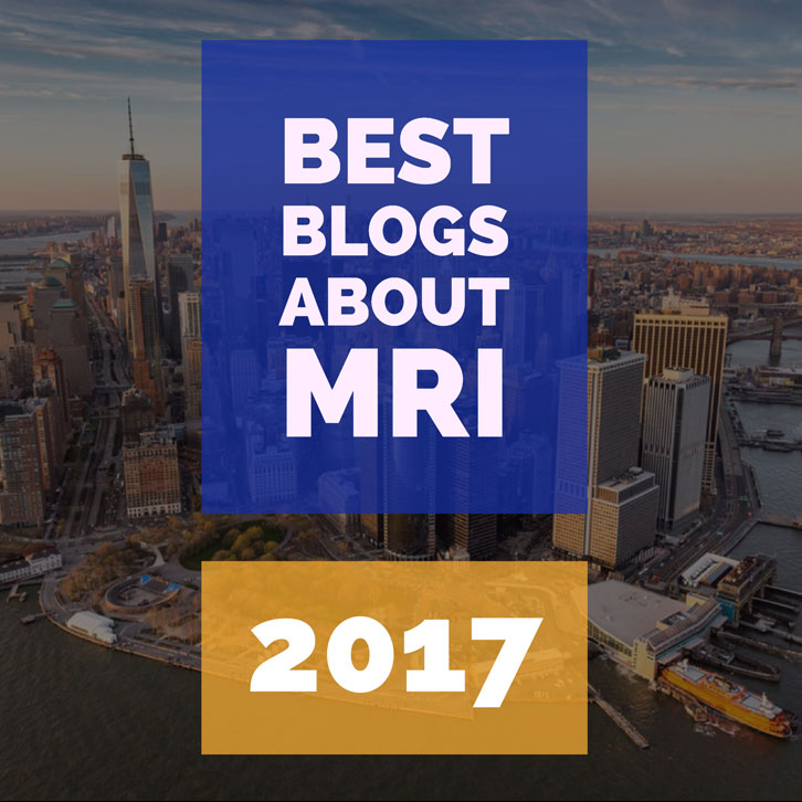 Most Popular Blogs of 2017 for MRI Users
